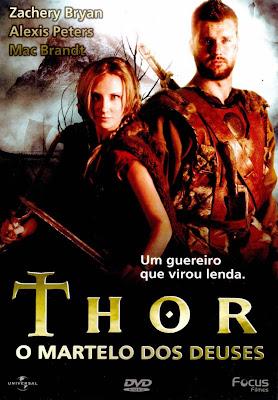 Thor: O Martelo dos Deuses - DVDRip Dual Áudio