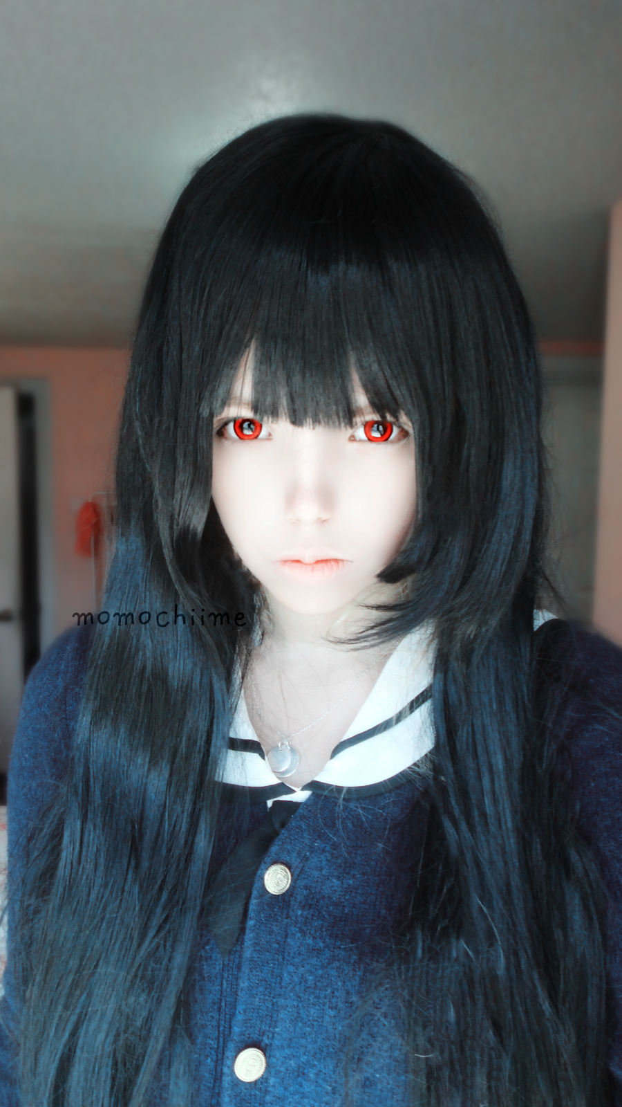 Enma Ai Cosplay Circle Lenses: I.Fairy Dolly+ Red