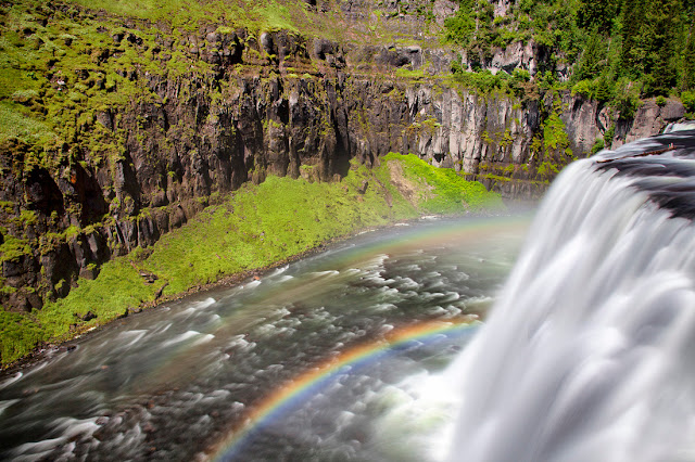 Idaho Mesa Falls, Henrys Fork