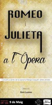 Romeo i Julieta a l'Òpera