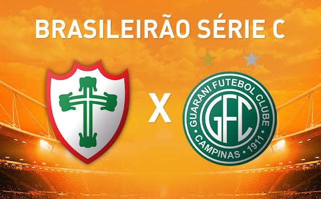 Portuguesa tenta reecontrar a vitória diante do Guarani