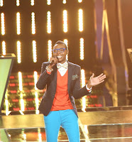 De'Borah of The Voice