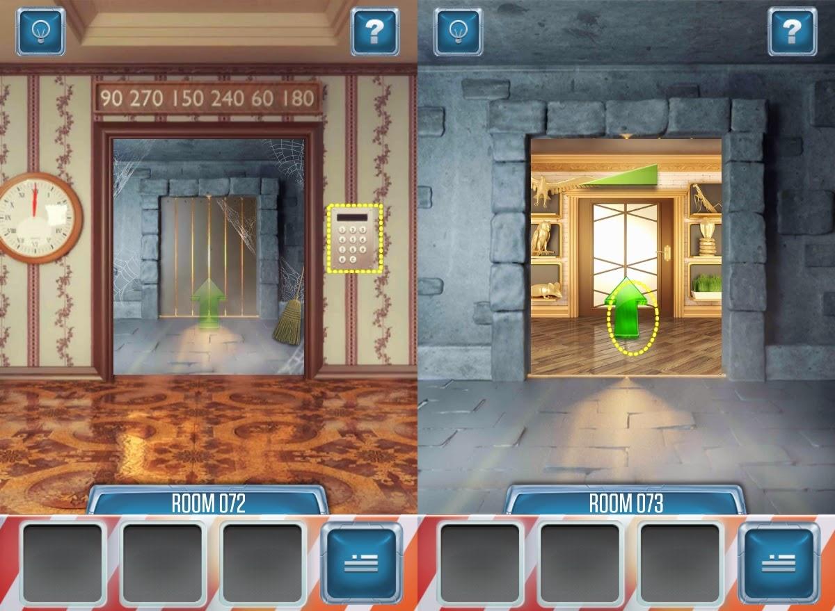 100 Doors Return Level 71 72 73 74 75 Guide