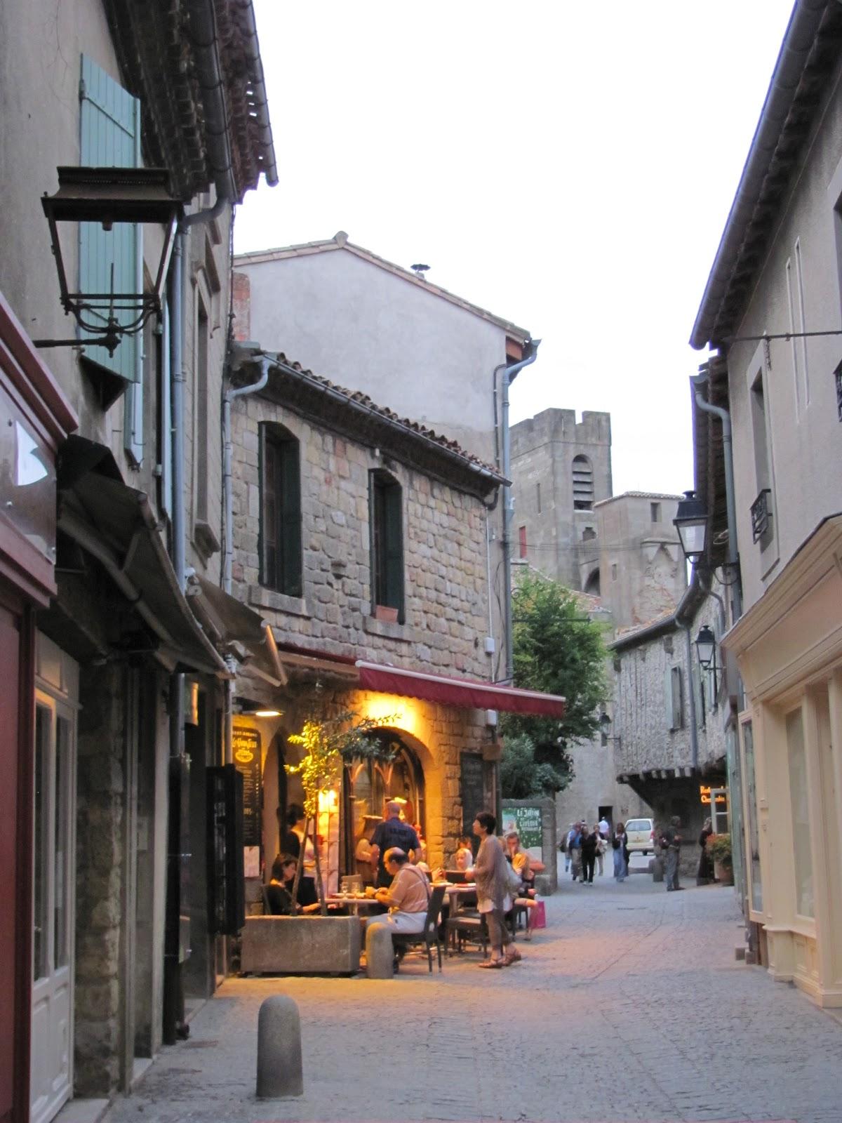 Europe 2012 carcassonne la cit for Auberge jardin champetre magog
