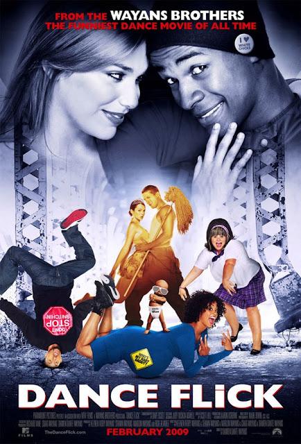 Dance Flick ยำหนังเต้น จี้เส้นหลุดโลก HD 2009