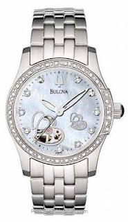 Bulova Womens 44 Watches Diamond Automatic