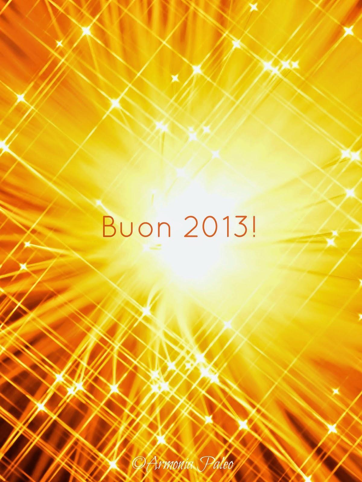 Realizziamo un Buon Anno di Armonia Paleo