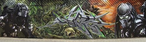 08-Predator-SmugOne-Graffiti-Artist-3D-www-designstack-co