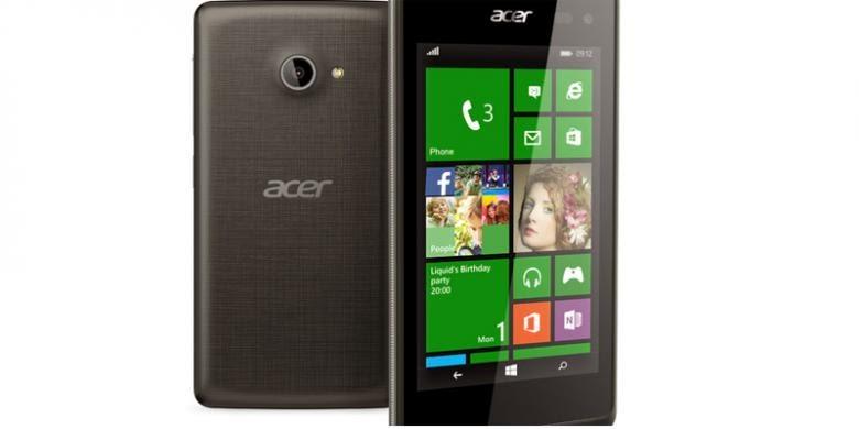 Acer Janjikan Liquid M220 Bisa Pakai Windows 10