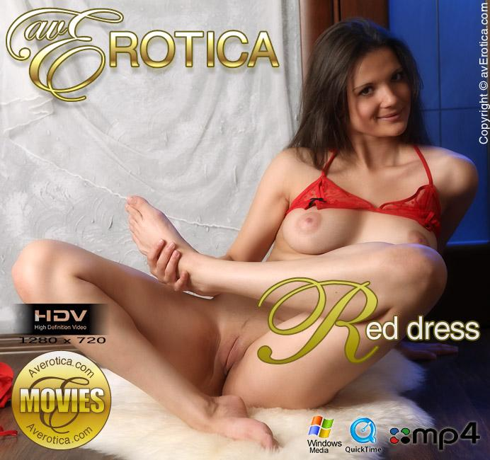 NttxhErotico 21 Jackie – Red Dress (HD Video)