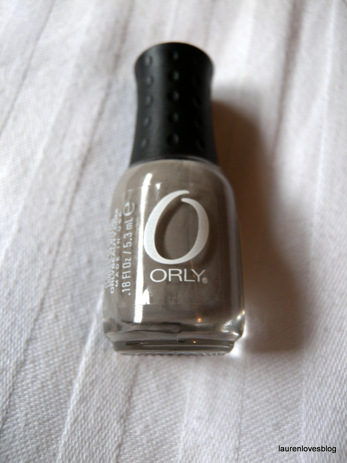 Nails: Orly Cool Romance Collection - Faint of Heart | Lauren Loves Blog