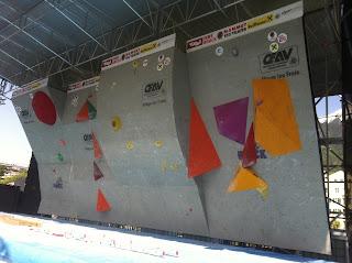 worldcup, Hans Busker, Innsbruck, climbing, bouldering, volumes