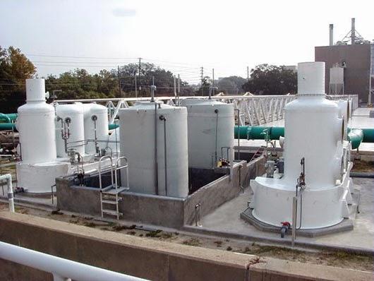 Dịch vụ xử lý khí thải