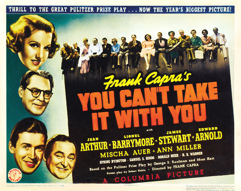 classic movies you cant take it with you 1938