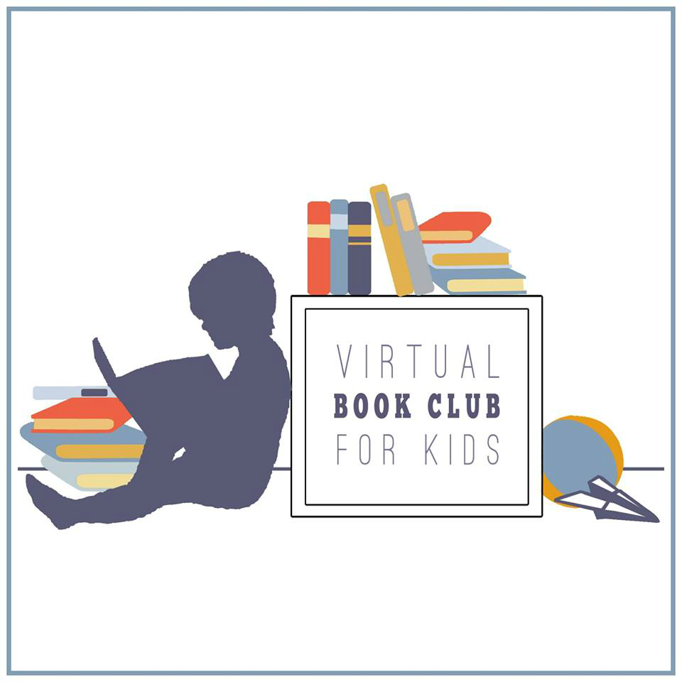 Join our Kids Book Club for FREE!