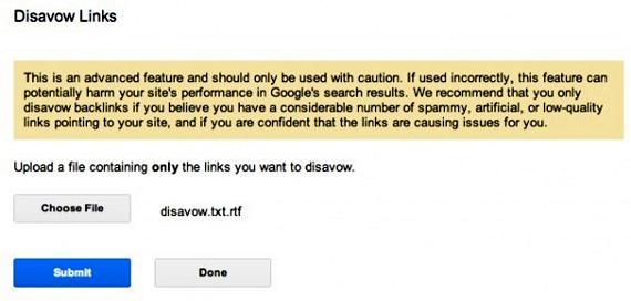Webmaster-ii pot respinge link-urile spammy cu ajutorul noului instrument SEO lansat de Google