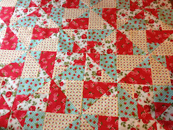 Fractured Pinwheels Quilt