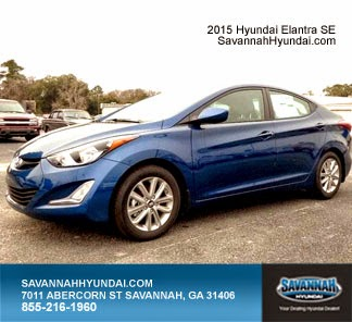 2015 Hyundai Elantra, Savannah Hyundai, Savannah, GA, New Car Specials