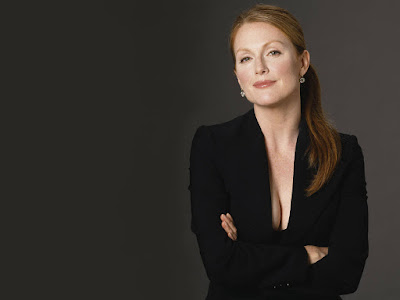 British Children Author Julianne Moore Hot Images
