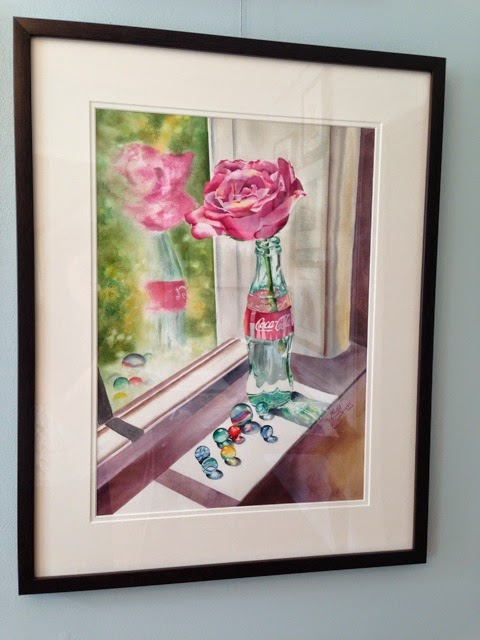 Picture Framing Blog A Good Frame Of Mind Framing Watercolors