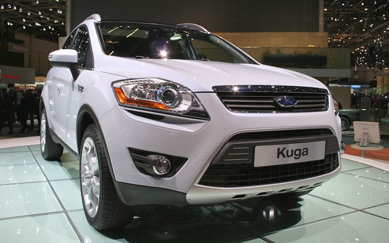 cars trend 2009 ford kuga. Black Bedroom Furniture Sets. Home Design Ideas
