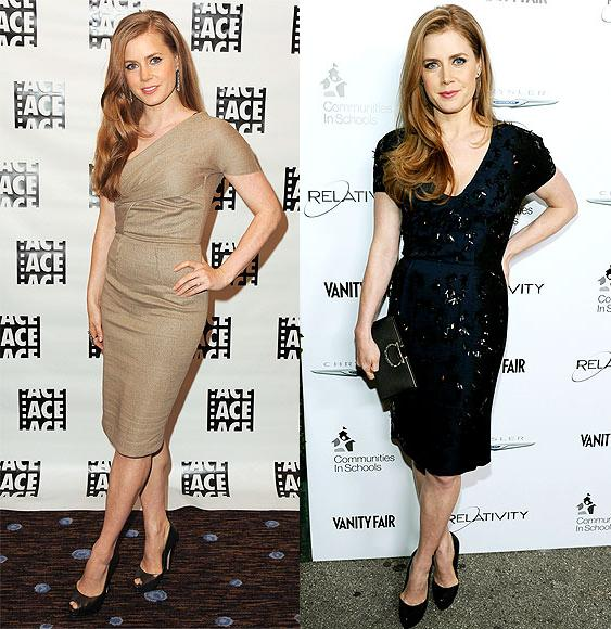 amy adams yellow dress. Amy doesn#39;t exactly take risks
