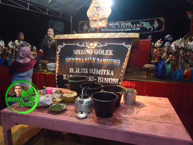 Ruwatan Bumi di Dusun Gardu, Pagaden Barat.