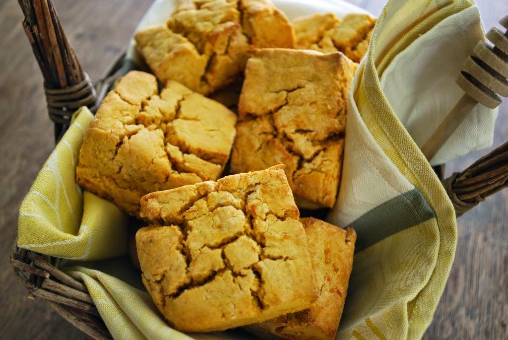 Gluten Free Sweet Potato Biscuits {Pamela's Product} | GlutenAway Blog