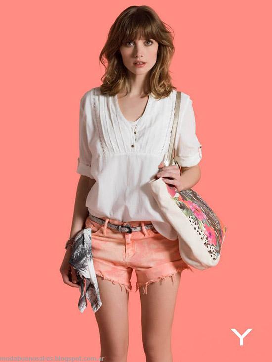Blusas de moda 2015 Yagmour primavera verano 2015.