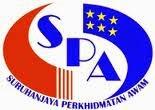 Jawatan Kerja Kosong Suruhanjaya Perkhidmatan Awam (SPA) logo www.ohjob.info