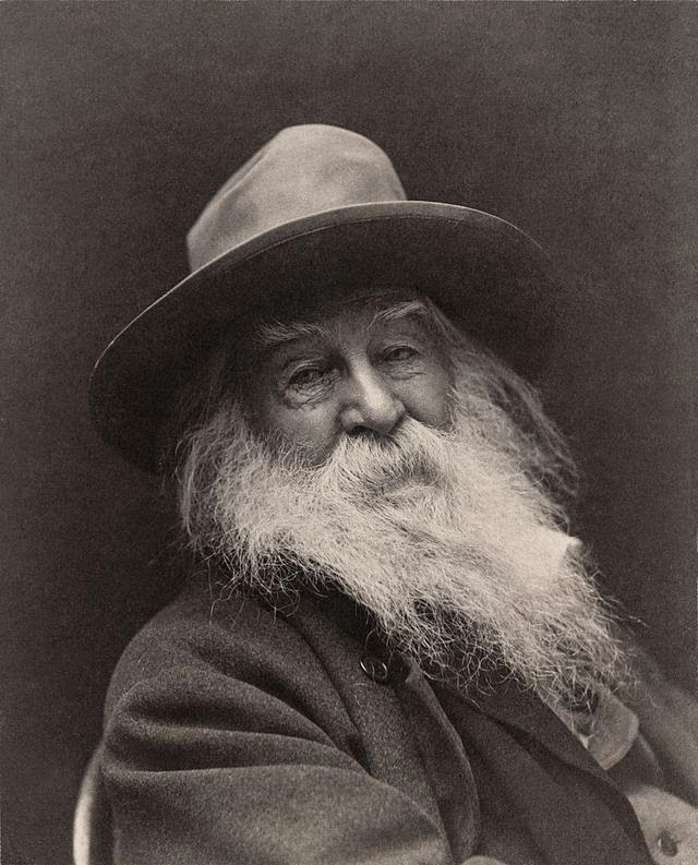 poemwriter:  Walt Whitman