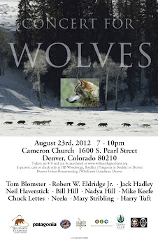 Concert For Wolves