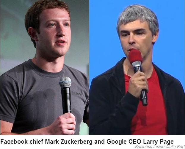 Zuckerberg anunciou que o Facebook irá competir com Google nas buscas da internet.