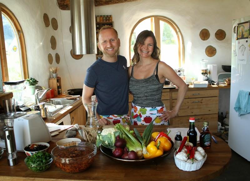 Veganske Kokkekurs Vegetarmat Veganplan Veganmisjonen Veganmannen