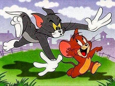 توم و جيري ( القط والفأر ) - وكيف خدعنا الاعلام...!