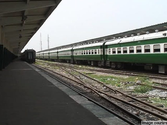 Railway now working in Nigeria from Lagos to the North