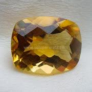 Batu Permata Golden Citrine - SP937