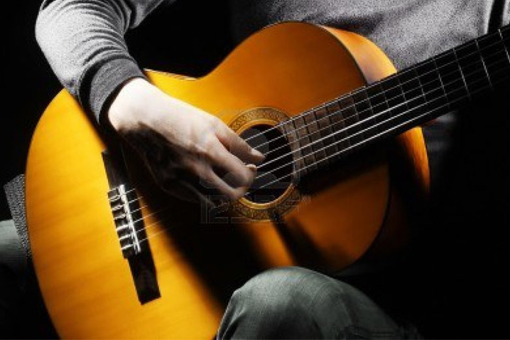 Just Want to Play the Guitar for You : Beautiful ...