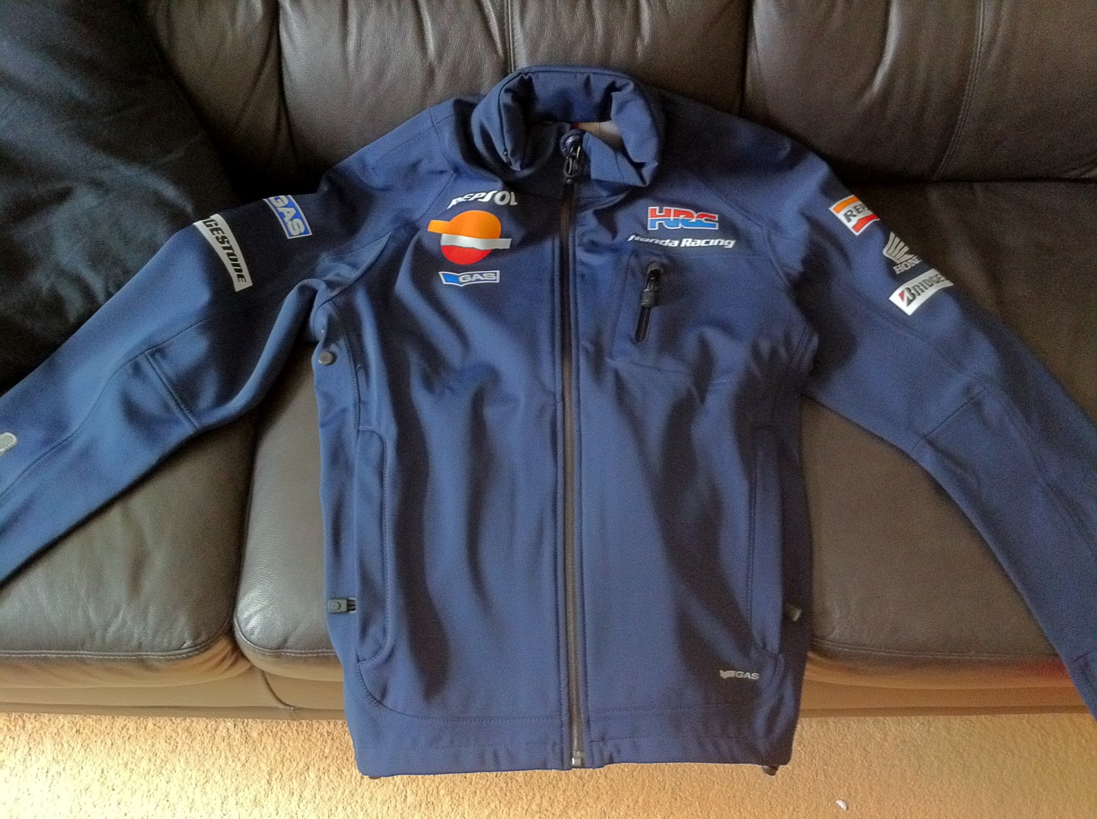 Welcome to my Repsol Fanatic Blog  Honda Repsol Gas Team Jackets