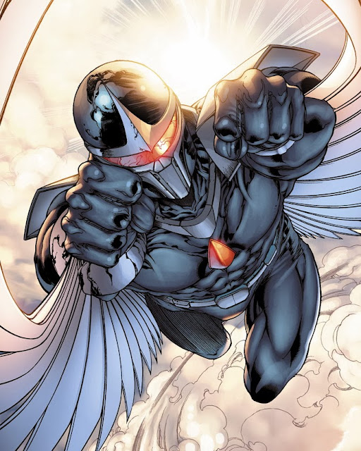 Darkhawk (Marvel Comics) Character Review - Ready for Action