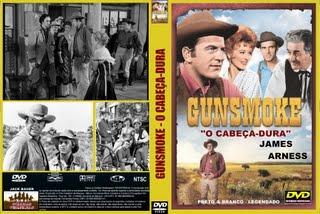 GUNSMOKE - O CABEÇA-DURA