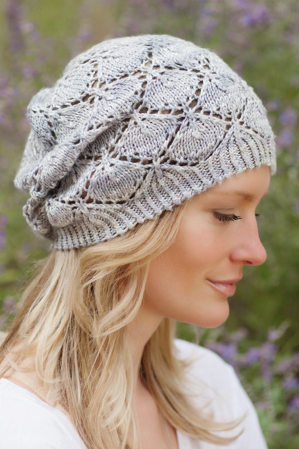 Good Knit Stitches For Hats : Lornas Laces: Knitters Curiosity Cabinet Volume III