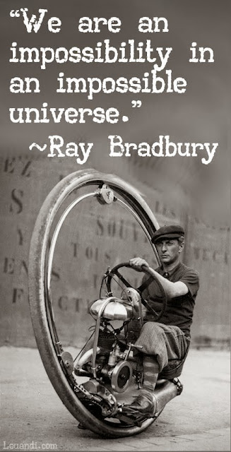 impossible universe, Universe, Ray Bradbury