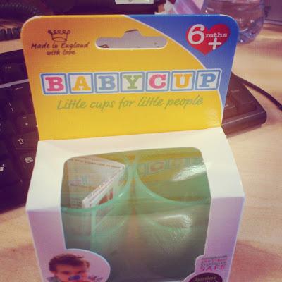SingleMotherAhoy Babycup