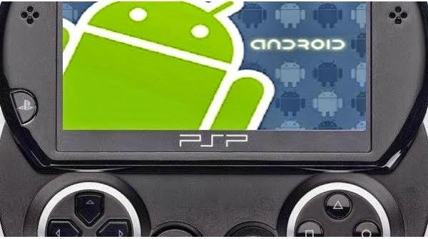 PSP Emulator Android Beserta Cara instal