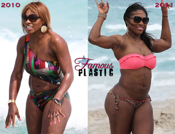 Serena Williams Bathing Suit Mishap http://www.ngozigold.com/2012/05/buttocks-ass-derriere-rump-tush-ikebe.html