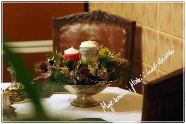 wieniec adwentowy, advent wreath