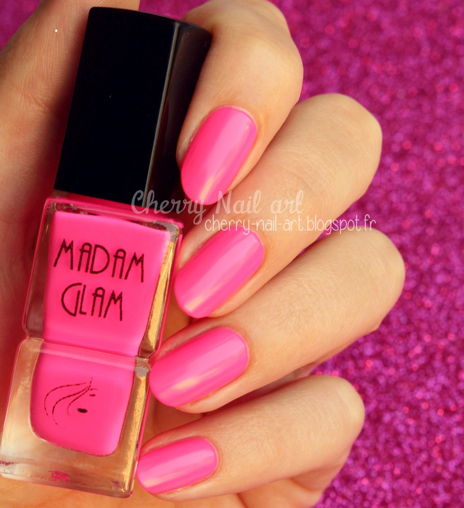 vernis madam glam be my baby