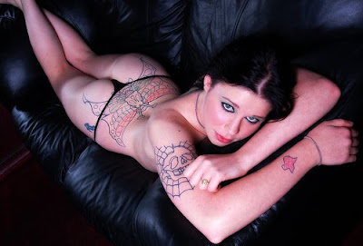 girls tattoo sleeve