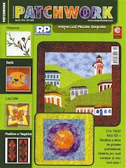 Revista Patchwork Profissional Edição Minas Gerais